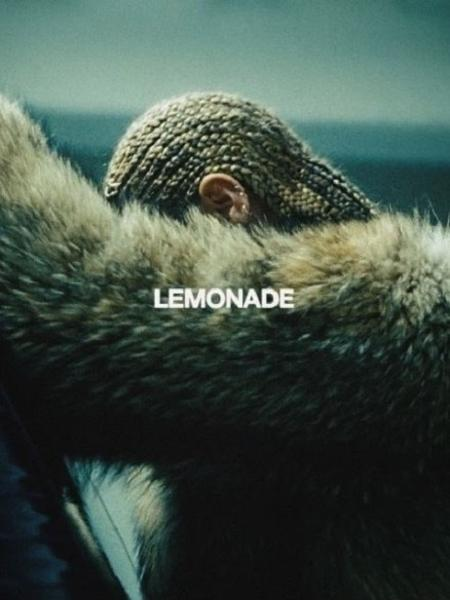 """Capa do disco """"Lemonade"""", de Beyoncé - Reprodução"""
