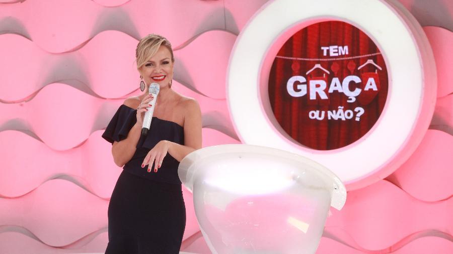 Programa da Eliana, no SBT, venceu ontem a Record - Leonardo Nones/Divulgação/SBT