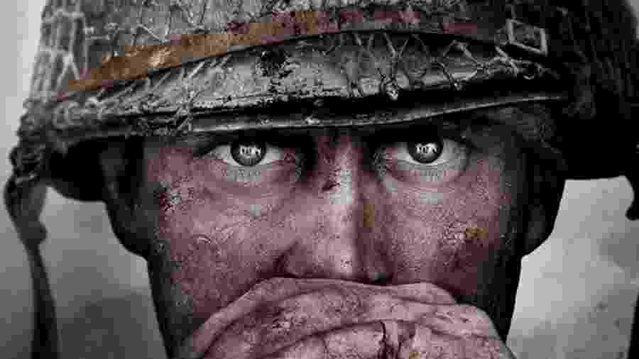 WWII ganha primeiro trailer — Call of Duty