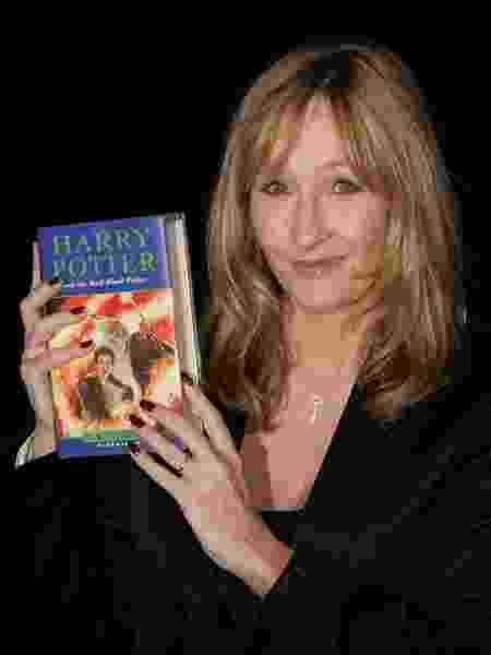 """J.K. Rowling, autora da franquia """"Harry Potter"""" - Divulgação"""