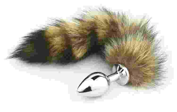 Plug rabo de raposa. R$ 159,90 na Central Erótica - Divulgação