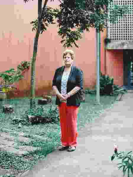 Maria Júlia Kovács, professora de psicologia da USP e coordenadora do Laboratório de Estudo Sobre a Morte - Carine Wallauer/UOL