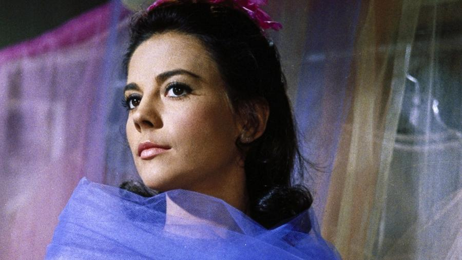 """Natalie Wood em cena de """"Amor, Sublime Amor"""" (1961) - Divulgação"""