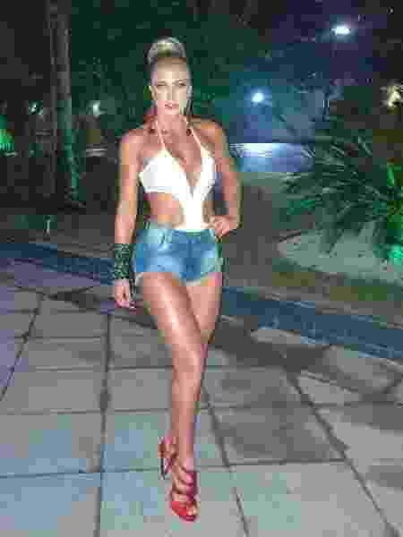 Jéssica Rodrigues está com o corpo mais sequinho para o Carnaval - Reprodução/Instagram