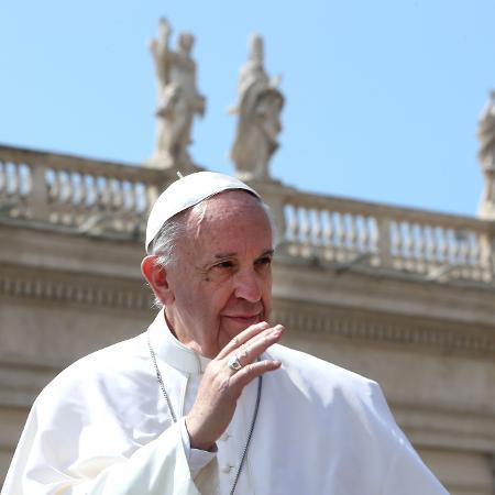 Graças ao papa Francisco, penas por abuso sexual de menores e pornografia podem ser de até 12 anos de prisão - Getty Images
