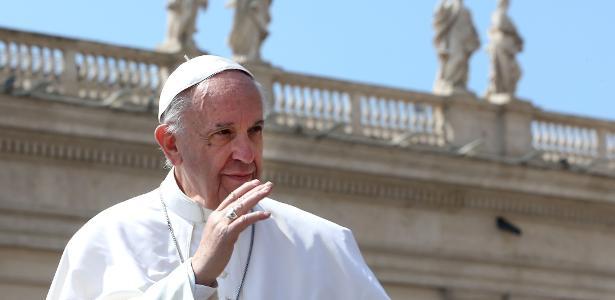 """""""O papel mais importante das religiões é o de promover a cultura do encontro"""", disse o pontífice"""