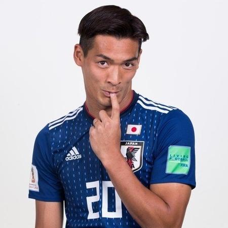 Tomoaki Makino, zagueiro da seleção do Japão - Reprodução/Twitter