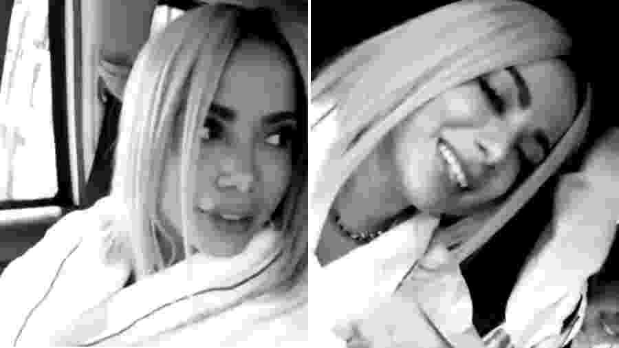 Anitta com novo visual - Reprodução/Instagram