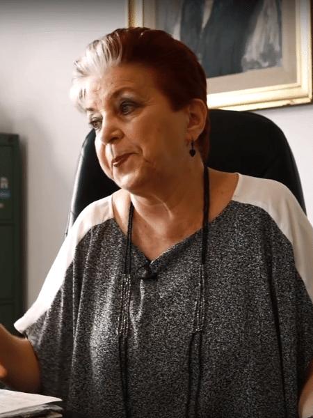 Elsa Barber será a primeira mulher a comandar a Biblioteca Nacional da Argentina - Reprodução/YouTube