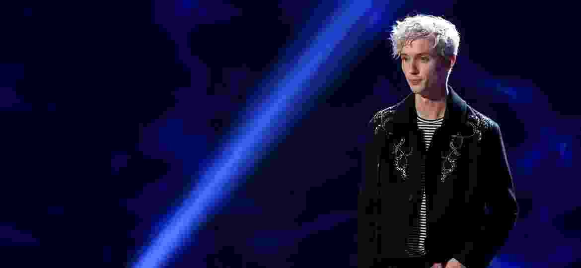 Troye Sivan no Teen Choice Awards - Kevin Winter/Getty Images