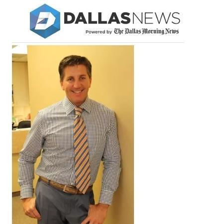Gary Tigges afirmou que médicas têm o salário menor porque não trabalham tanto - Reprodução/Dallas News