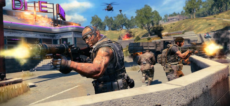Call of Duty Black Ops 4 - Modo Blackout - Divulgação