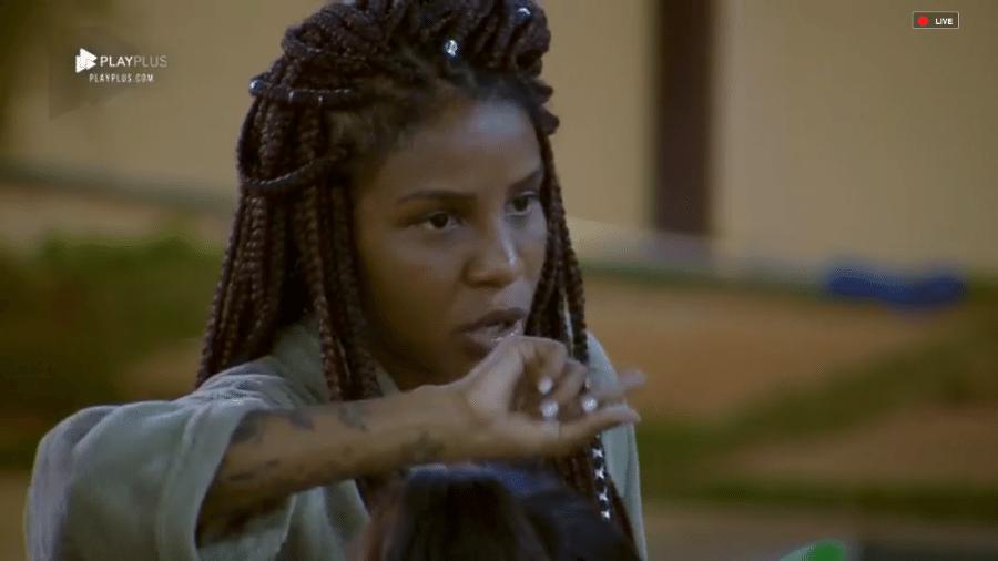 """Luane Dias conta como era viver na favela em """"A Fazenda 10"""" - Reprodução/RecordTV"""