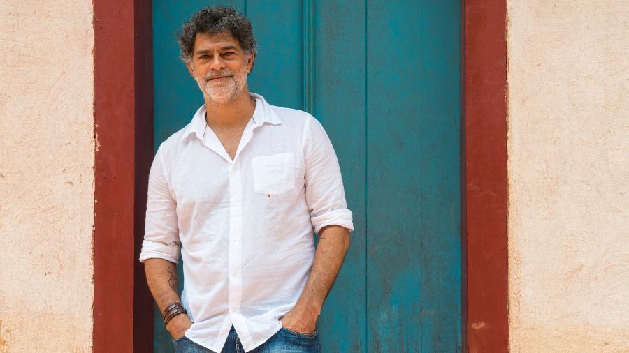 """Eduardo Moscovis virá como """"super-herói"""" em """"O Sétimo Guardião"""" - Estevam Avellar/TV Globo"""