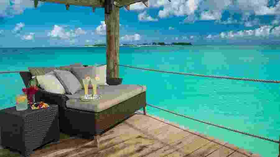 Combinação de dados do Google Trends com projeções tradicionais melhorou precisão de chegadas previstas de turistas dos EUA às Bahamas - Steve Sanacore/Resort Sandals Royal Bahamian