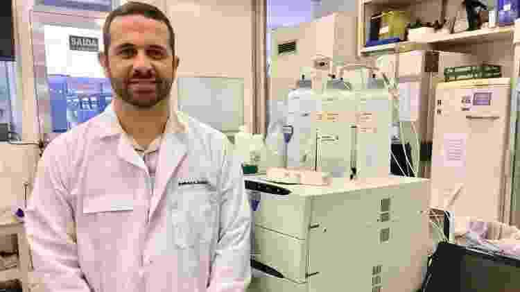 O biólogo brasileiro Frederico Alisson da Silva da UFRJ, participou de pesquisa anterior sobre o tema na Universidade da Califórnia - Acervo pessoal - Acervo pessoal