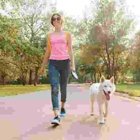 Jovens adultos de 30 anos com boa performance após caminhada tiveram melhores resultados em testes cognitivos - iStock