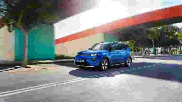 Soul chega em nove geração exclusivamente com propulsão elétrica; autonomia prometida é de mais de 400 km - Divulgação