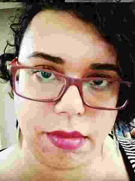 A tradutora Hailey Kaas, que discute transfeminismo no Brasil - Reprodução/Instagram