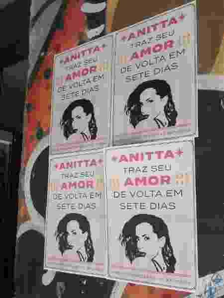 Cartaz de divulgação da nova música de Anitta - Reprodução/Twitter