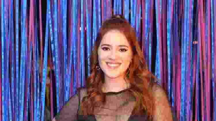 A ex-BBB Ana Clara volta a ser repórter de rua do reality - Divulgação