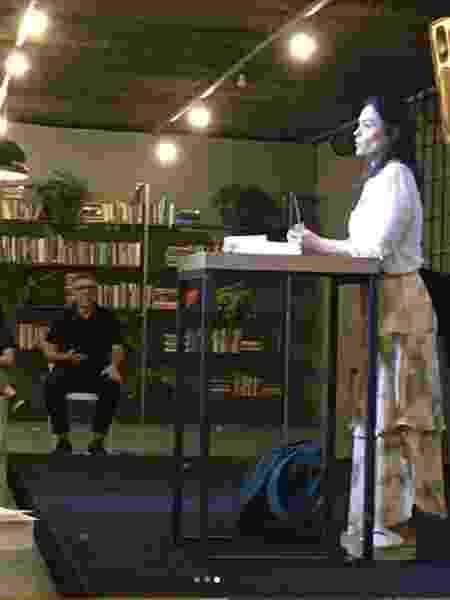 Ex-Tiazinha faz curso de pregação em igreja evangélica - Reprodução/Instagram
