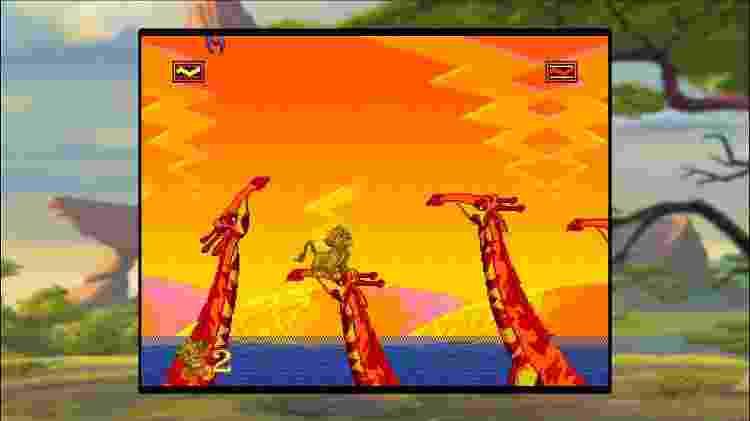 Simba Jogo 5 - Reprodução - Reprodução