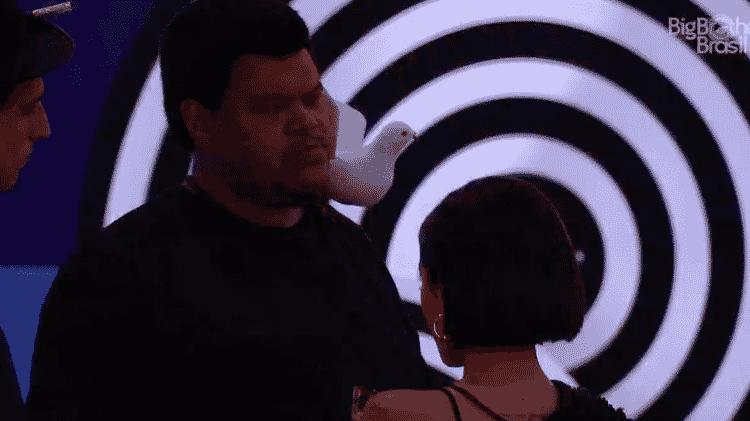 Manu e babu - Reprodução/GlobosatPlay - Reprodução/GlobosatPlay