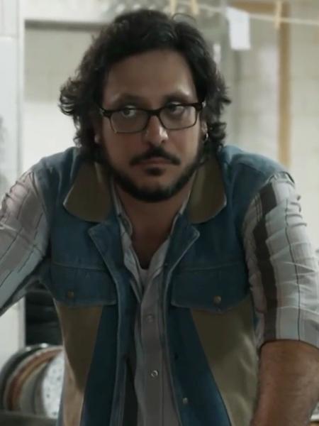 """Lúcio Mauro Filho vive Roney, em """"Malhação - Viva a Diferença"""" - Reprodução/ Instagram"""