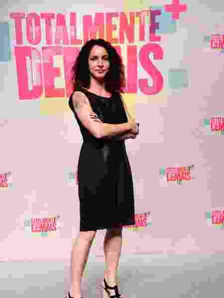 Rosane Svartman é autora de Totalmente Demais  - Estevam Avellar TV Globo