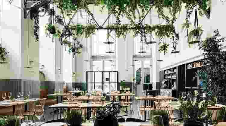 Restaurante Prado, em Lisboa - Divulgação - Divulgação
