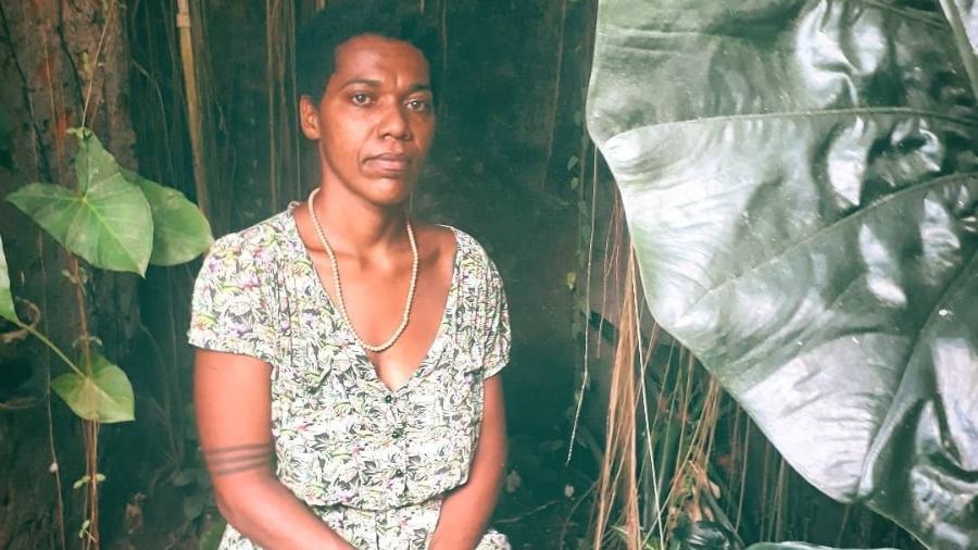 A artista Marcela Bonfim, autora do projeto fotográfico Amazônia Negra - Divulgação