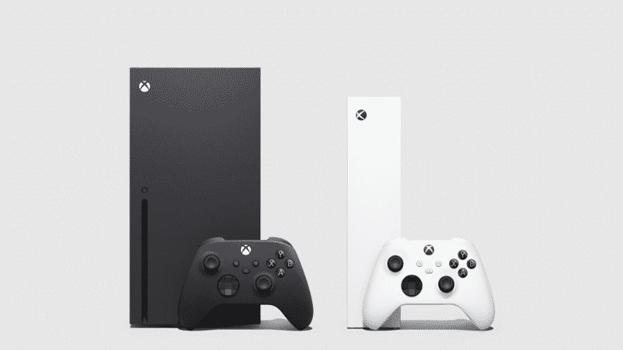 Xbox Series X e S serão lançados em novembro - Divulgação/Microsoft