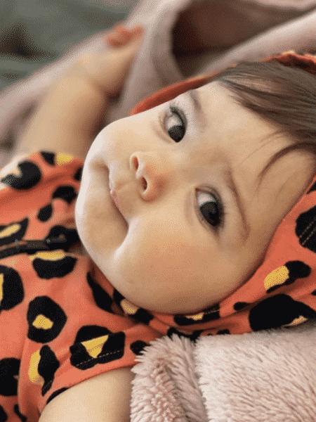 Tatá Werneck fez uma declaração carinhosa pelo 1 ano da filha Clara Maria - Reprodução/Instagram/@tatawerneck