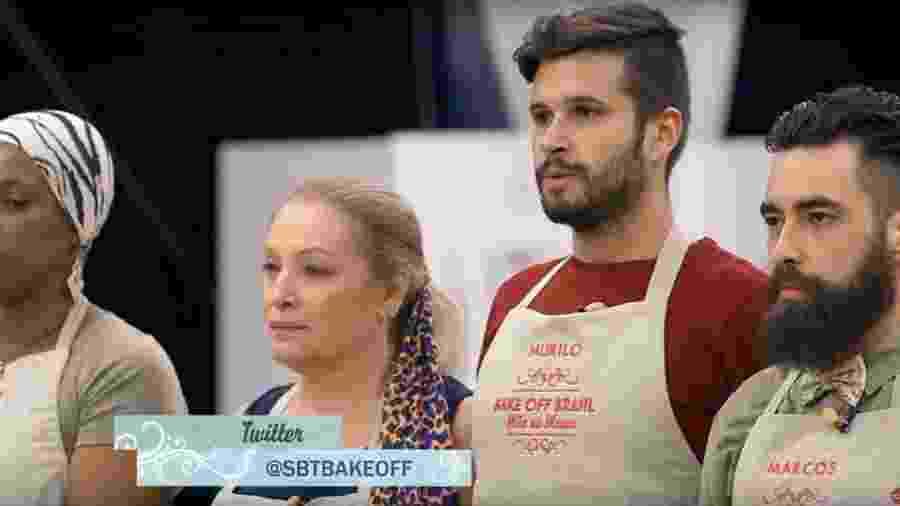 Murilo Marques, participante do Bake Off Brasil - Instagram