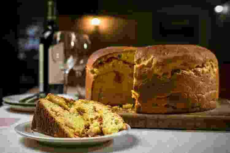 O pão folar: para uma mesa farta em família - Keiny Andrade/UOL - Keiny Andrade/UOL
