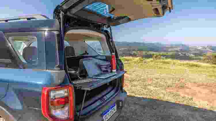 Ford Bronco Sport - Marcos Camargo/UOL - Marcos Camargo/UOL