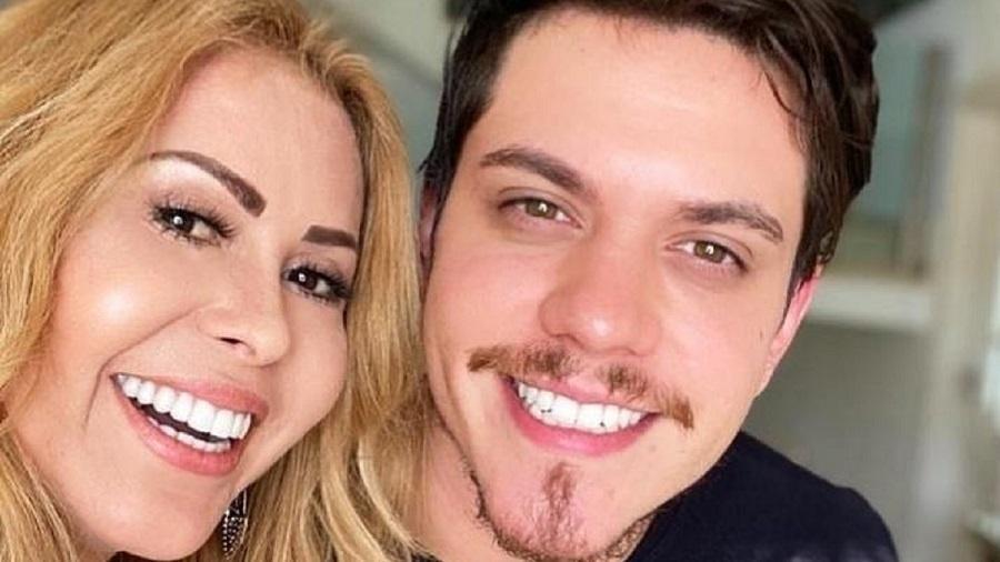 Filho de Joelma faz homenagem de aniversário mesmo bloqueado pela mãe - Reprodução/Instagram
