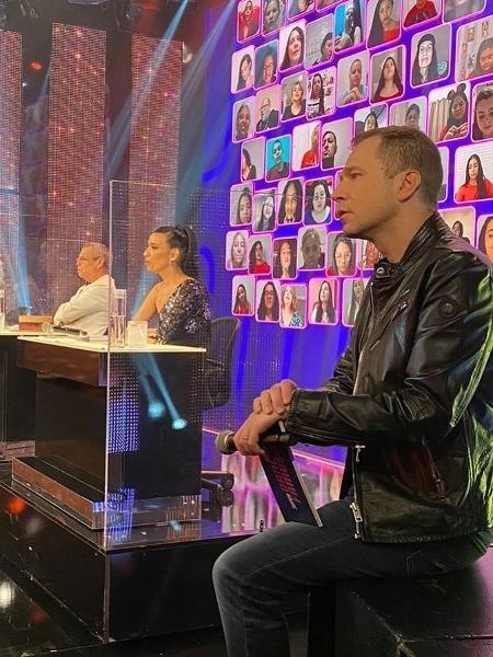 """Tiago Leifert disse que apresentar a """"Super Dança dos Famosos"""" (TV Globo) foi o momento mais inesperado de sua carreira - Reprodução/Instagram"""