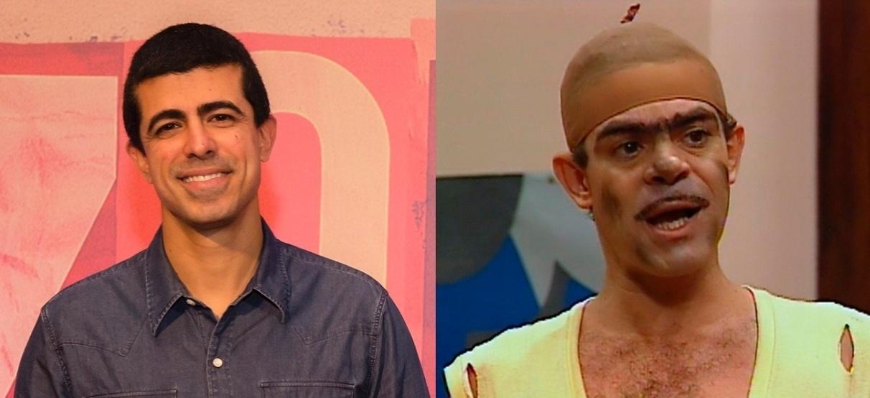 Marcius Melhem será Seu Boneco, malandro vivido por Lug de Paula, filho de Chico Anysio