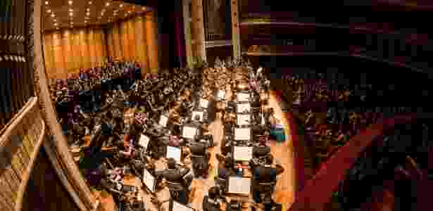 Orquestra Experimental de Repertório do Theatro Municipal - Luis Casimiro