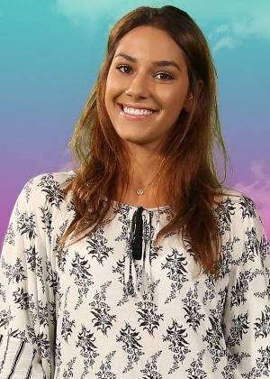 """Elisabetta Pritez, de 19 anos, deixou o """"Are You The One Brasil"""" depois de descobrir gravidez - Divulgação/MTV"""
