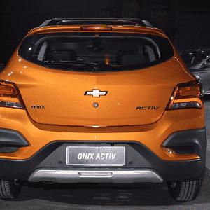 Chevrolet Onix Activ - Murilo Góes/UOL