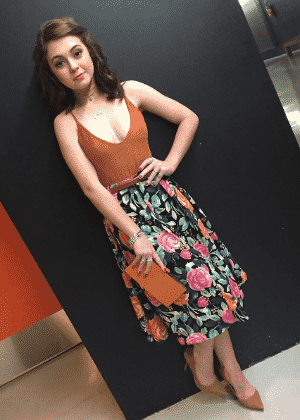 Aos 15, Klara Castanho coleciona personagens na TV - Reprodução/Instagram Klara Castanho