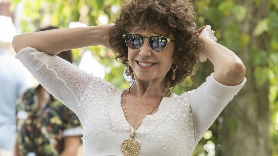 """Cláudia Alencar participou recentemente da novela """"Rock Story"""" como Tetê e continua no ar na reprise de """"Tieta"""", no Canal Viva. """"Laura foi um personagem marcante na minha carreira"""" - Felipe Monteiro/GShow"""