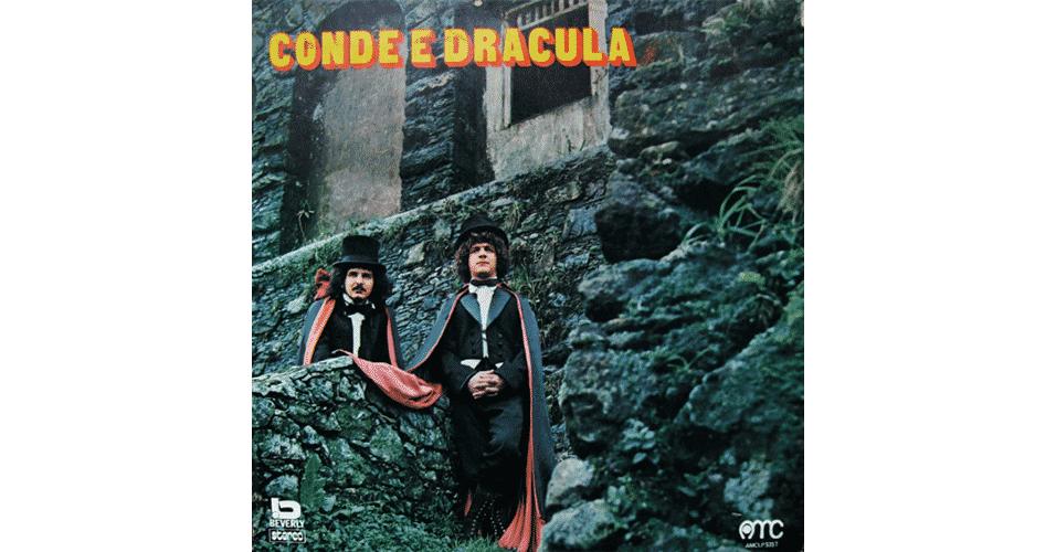 Dupla sertaneja Conde e Drácula - Reprodução