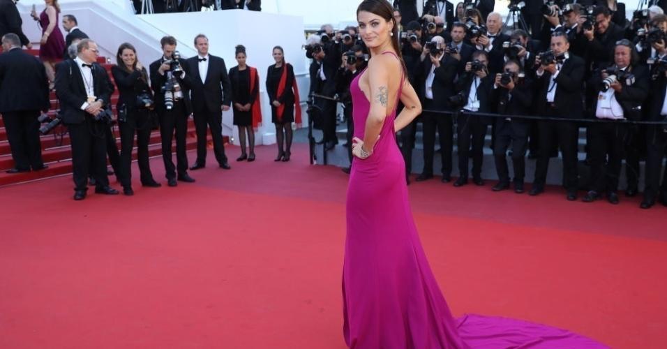 Isabeli Fontana em Cannes