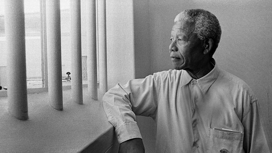 Nelson Mandela - Divulgação