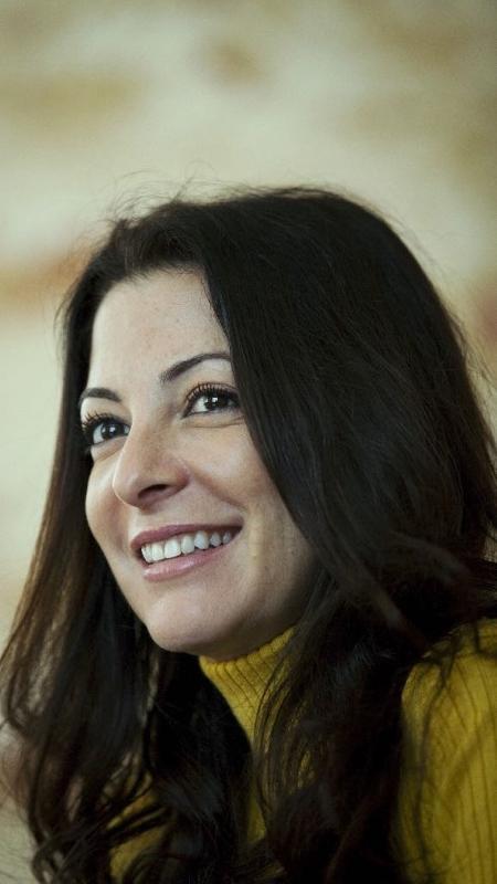 A jornalista Ana Paula Padrão - Divulgação