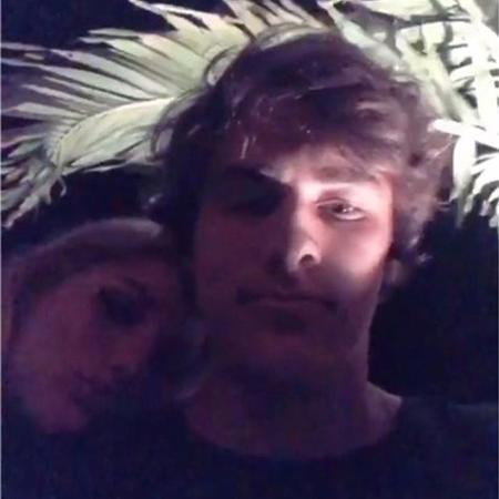 Bruno e Sasha vão passar o Réveillon juntos na praia do Nordeste - Reprodução/Instagram